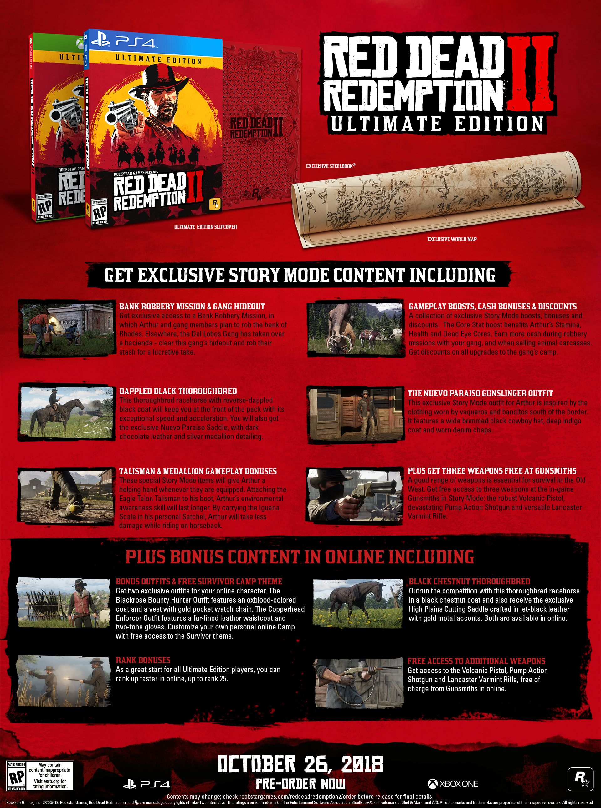 Red Dead Redemption 2 Ultimate Edition Only At Gamestop For Xbox One Gamestop Red Dead Redemption Xbox One Red Dead Redemption Ii