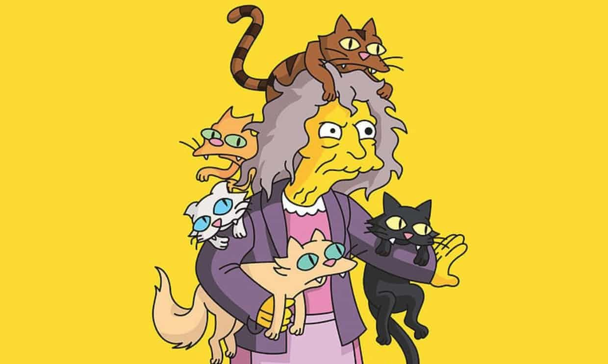 Claws Out Why Pop Culture Clings To The Crazy Cat Lady Crazy Cats Crazy Cat Lady Senior Cat