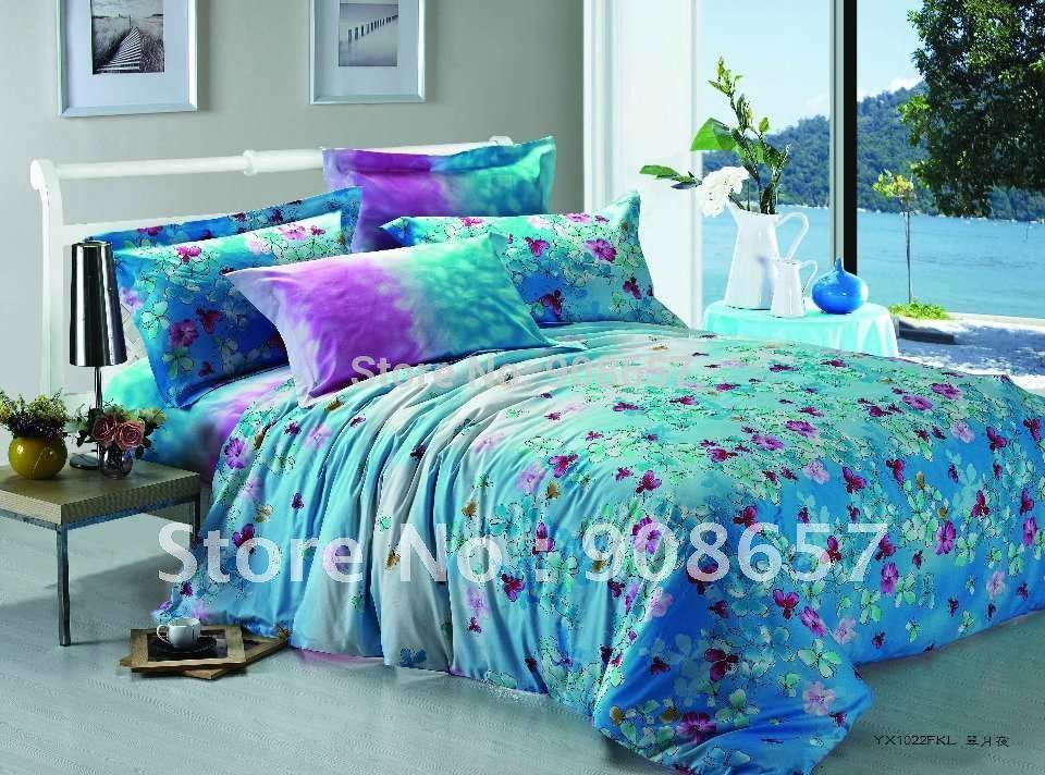 Pink Purple And Turquoise Bedding Google Search Bed Linens Luxury Turquoise Bedding Queen Bedding Sets