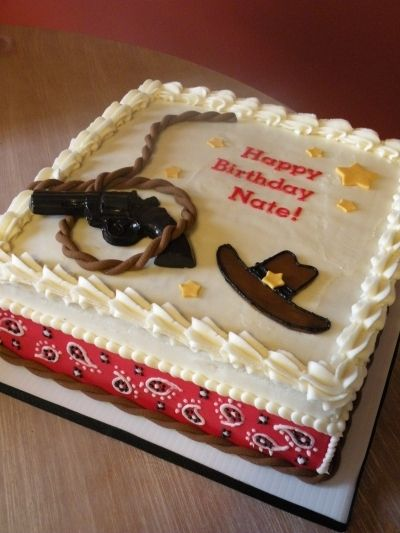 Fabulous Cowboy Cake With Images Cowboy Birthday Cakes Cowboy Cakes Funny Birthday Cards Online Alyptdamsfinfo