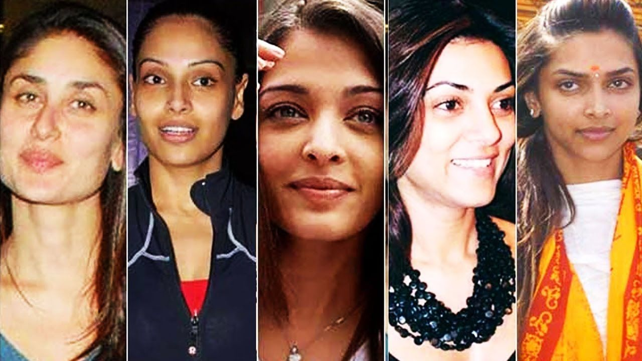 top 10 bollywood actresses without makeup 2017 | ⌘♥ trending video