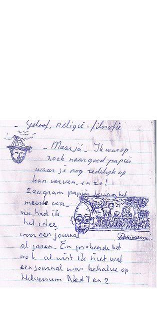journal plus schets by atelier PieterFranciscus, via Flickr