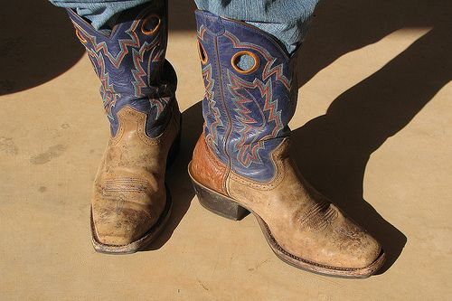 Working Cowboy Boots - Cr Boot