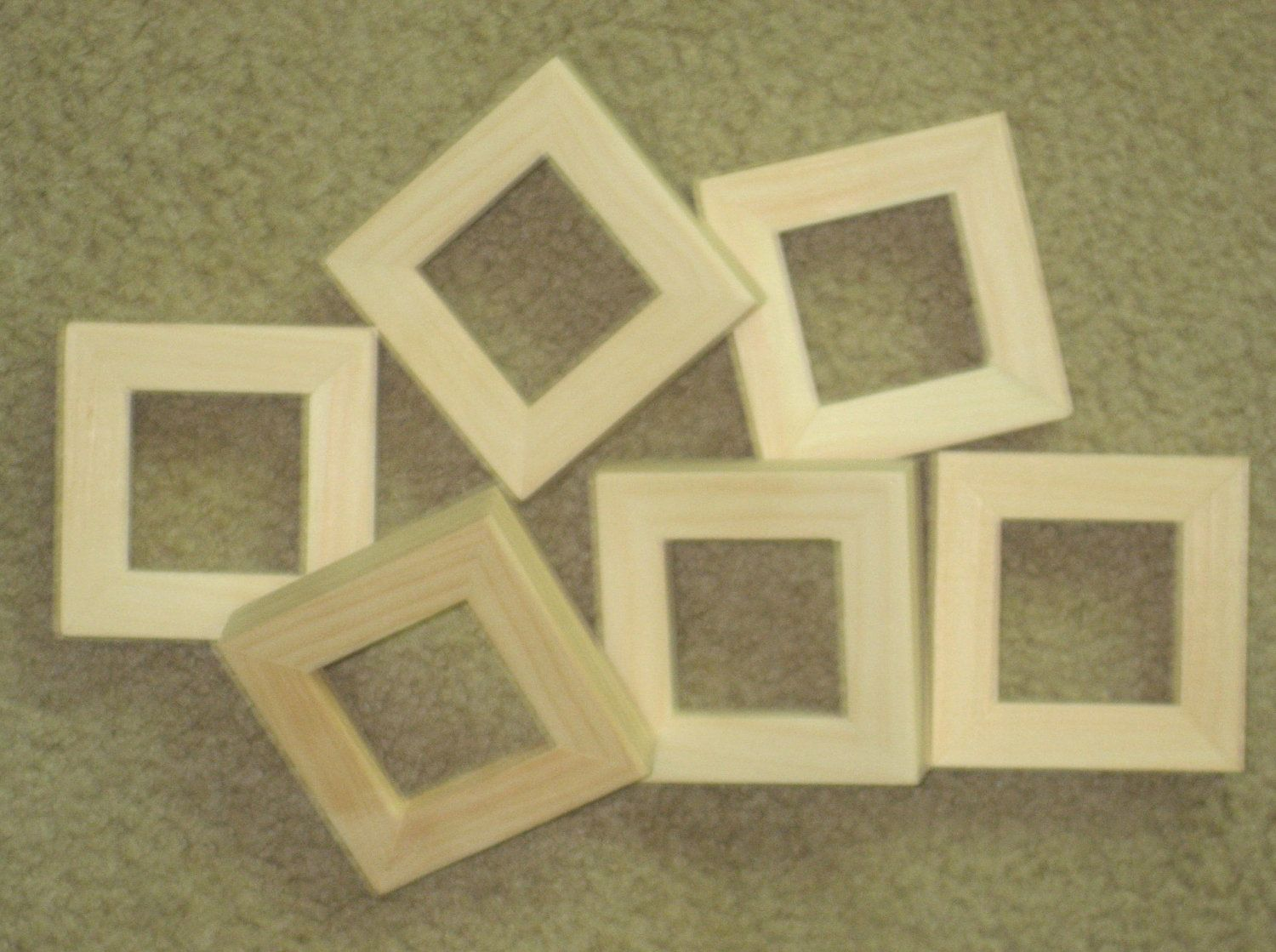6 unfinished 3x3 wood picture frames for ultrasound pictures 6 unfinished 3x3 wood picture frames for ultrasound pictures jeuxipadfo Choice Image
