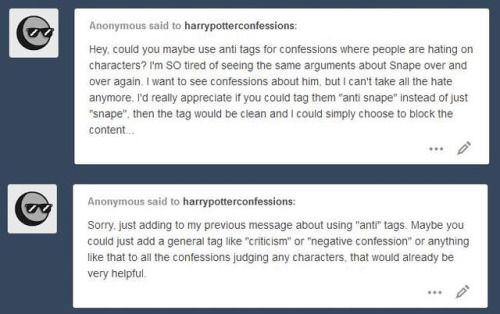 the negative confession