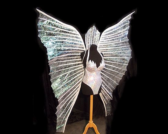 Adult Fairy Angel Costume Wings. Handmade. READY to SHIP