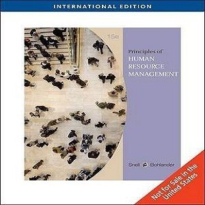 Enjoy 56 Free Test Bank for Principles of Human Resource
