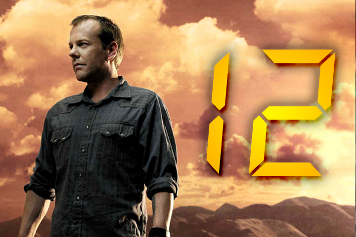 T v-series 24 becomes 12? In the next and last season of 24 called 24:Live Another Day they will skip half of the hours to it should be called 12...Set to launch in summer of 2014