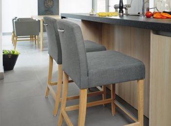 Achetez Votre Tabouret Design Bois De Bar Reglable Chez 4