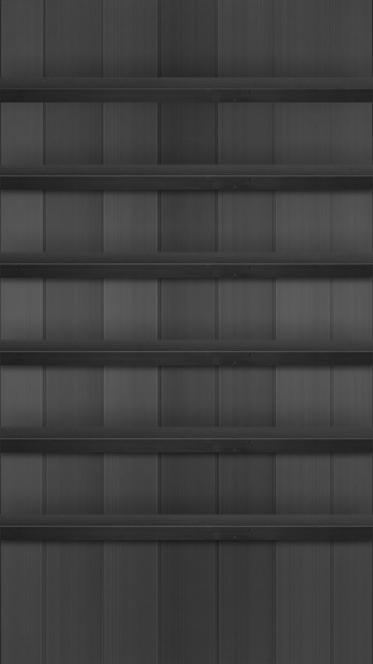 Tap And Get The Free App Shelves Texture Dark Wooden Black