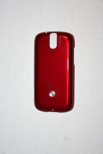 HTC myTouch Slide 3G Red Back Cover Door