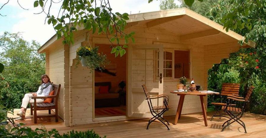 Now You Can Buy A Tiny House On Amazon For 4 490 Cabin