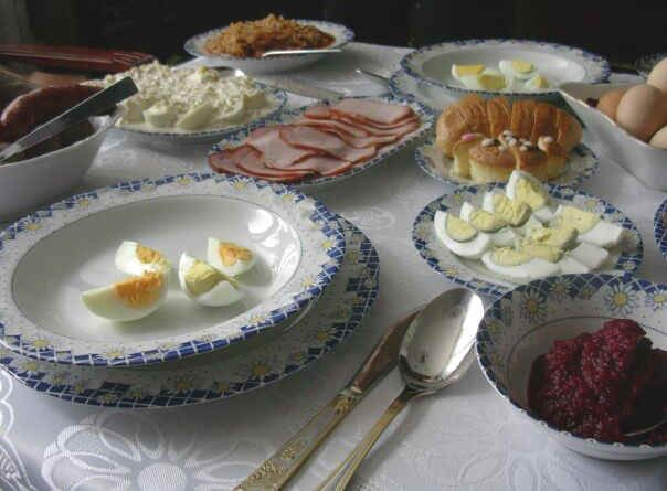 A whole website dedicated to Polish recipes...my mother in law would be proud!