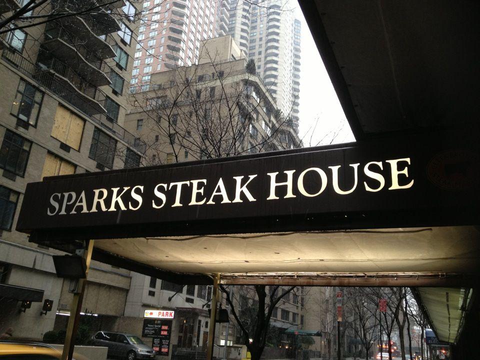 Sparks Steak House Steakhouse, Steak, House