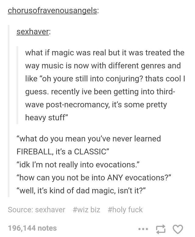 Magical genres - Imgur