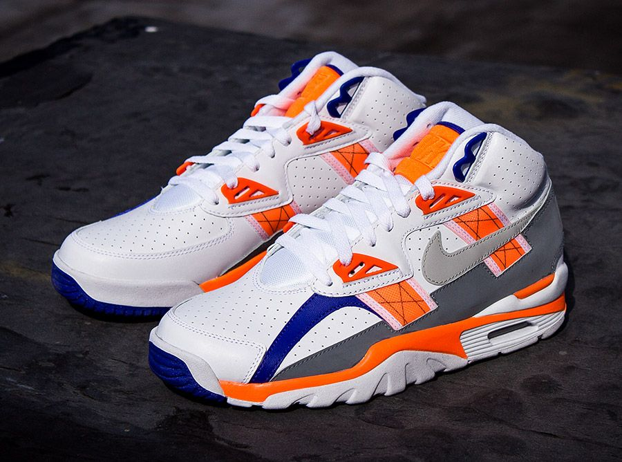 "the best attitude b72bc 14963 Nike Air Trainer SC High ""Auburn Bo Jackson"""