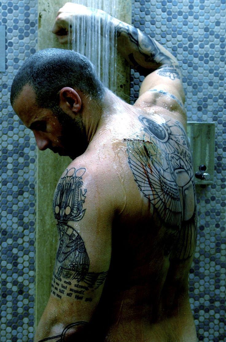 Vin Diesel tattoo: real or temporary
