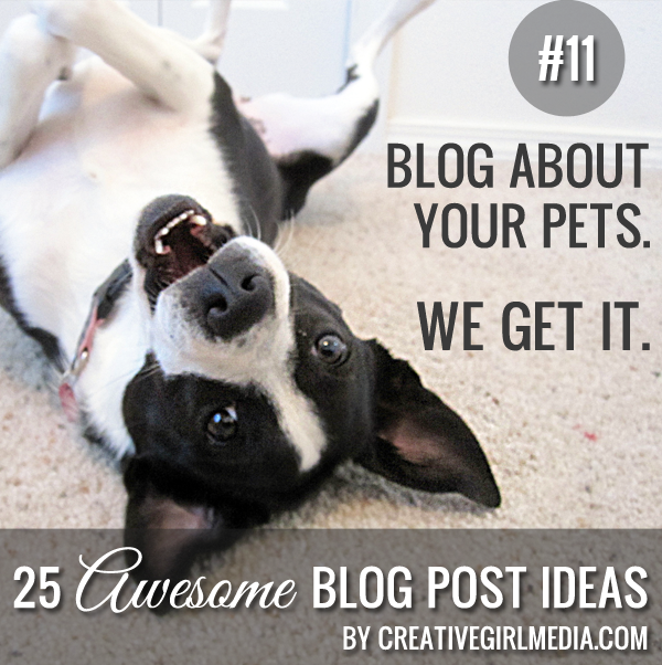25 Awesome Blog Post Ideas