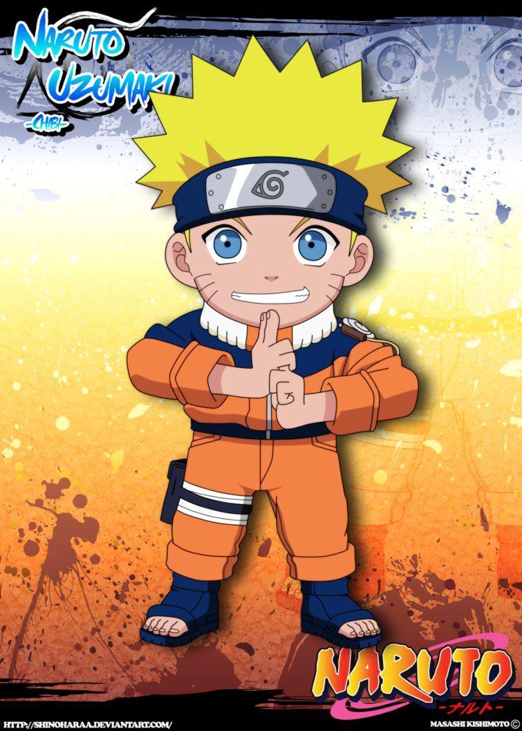 Chibi Naruto Uzumaki Pts Naruto Uzumaki Chibi Naruto
