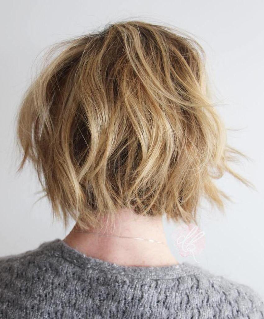 30 Trendiest Shaggy Bob Haircuts Of The Season Shaggy Bob