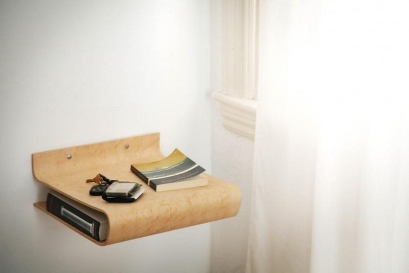 Bon 10 Super Chic Floating Bedside Table Designs For The Bedroom   Rilane
