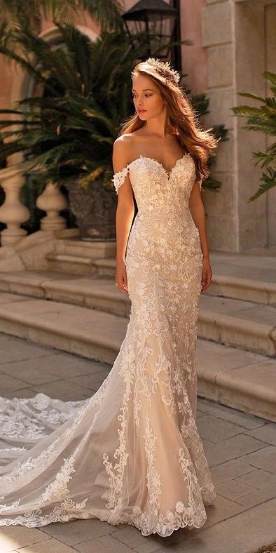 Photo of Best Wedding Dress Mermaid Wedding Gown Low Back Wedding Dresses Castle Wedding Venues Princess Grace Wedding Dress