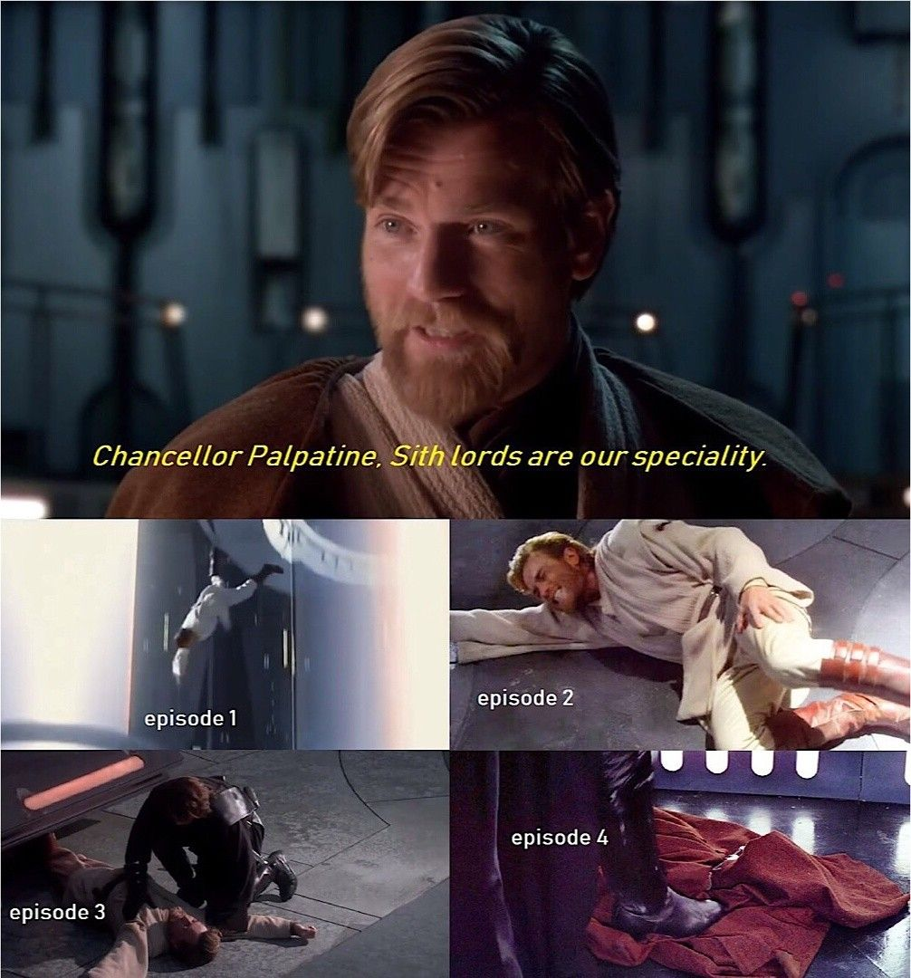 Sith Lords Are Our Speciality Prequels Memes Fun Starwars Funny Star Wars Memes Star Wars Humor Star Wars Facts