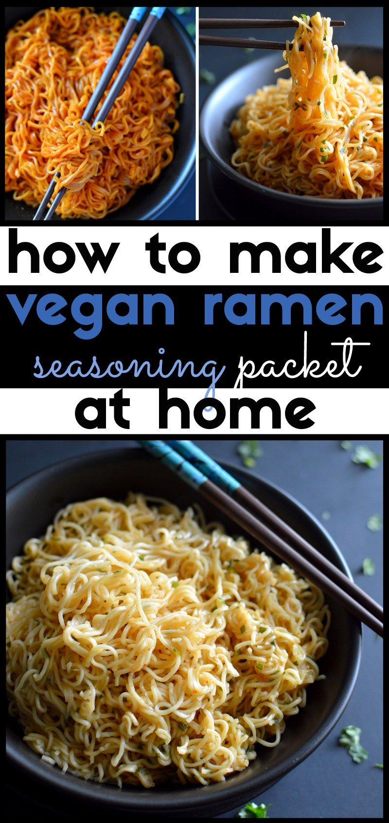 A A Vegan Ramen Pinterest Cooking In 2019 Vegan Ramen