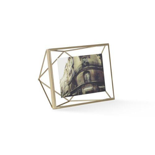 Umbra Prisma 4-Inch by 6-Inch Brass Wire Desktop Frame, Brass Buy this and much more home & living products at http://www.woonio.co.uk/p/umbra-prisma-4-inch-by-6-inch-brass-wire-desktop-frame-brass/