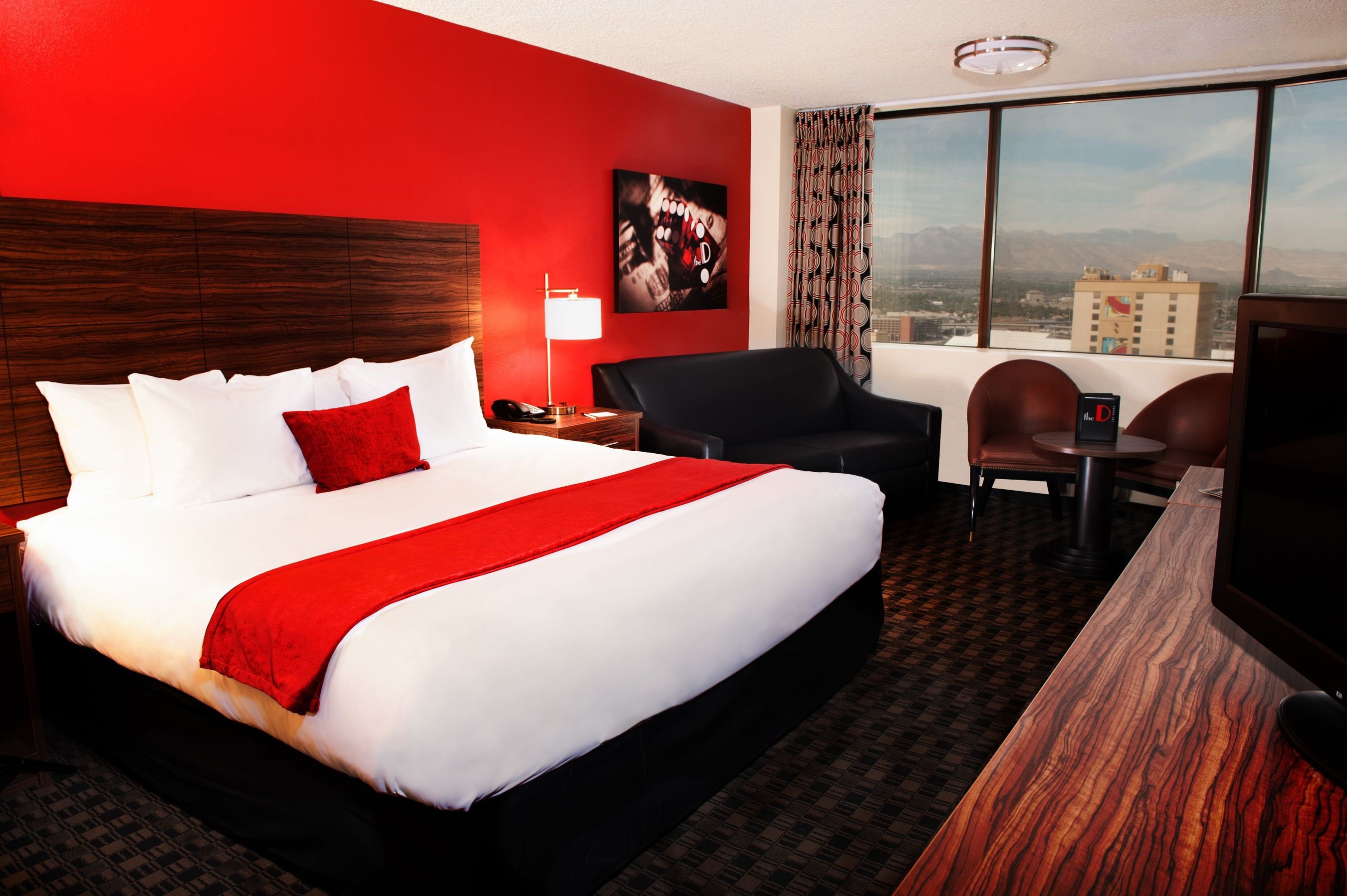 D Hotel Las Vegas The