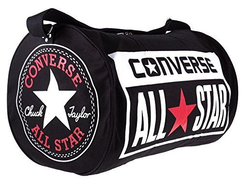 Converse Off The Bench Small Duffle bag in Phantom black (120 BRL) ❤ liked  on Polyvore featuring bags 98437958e9c03