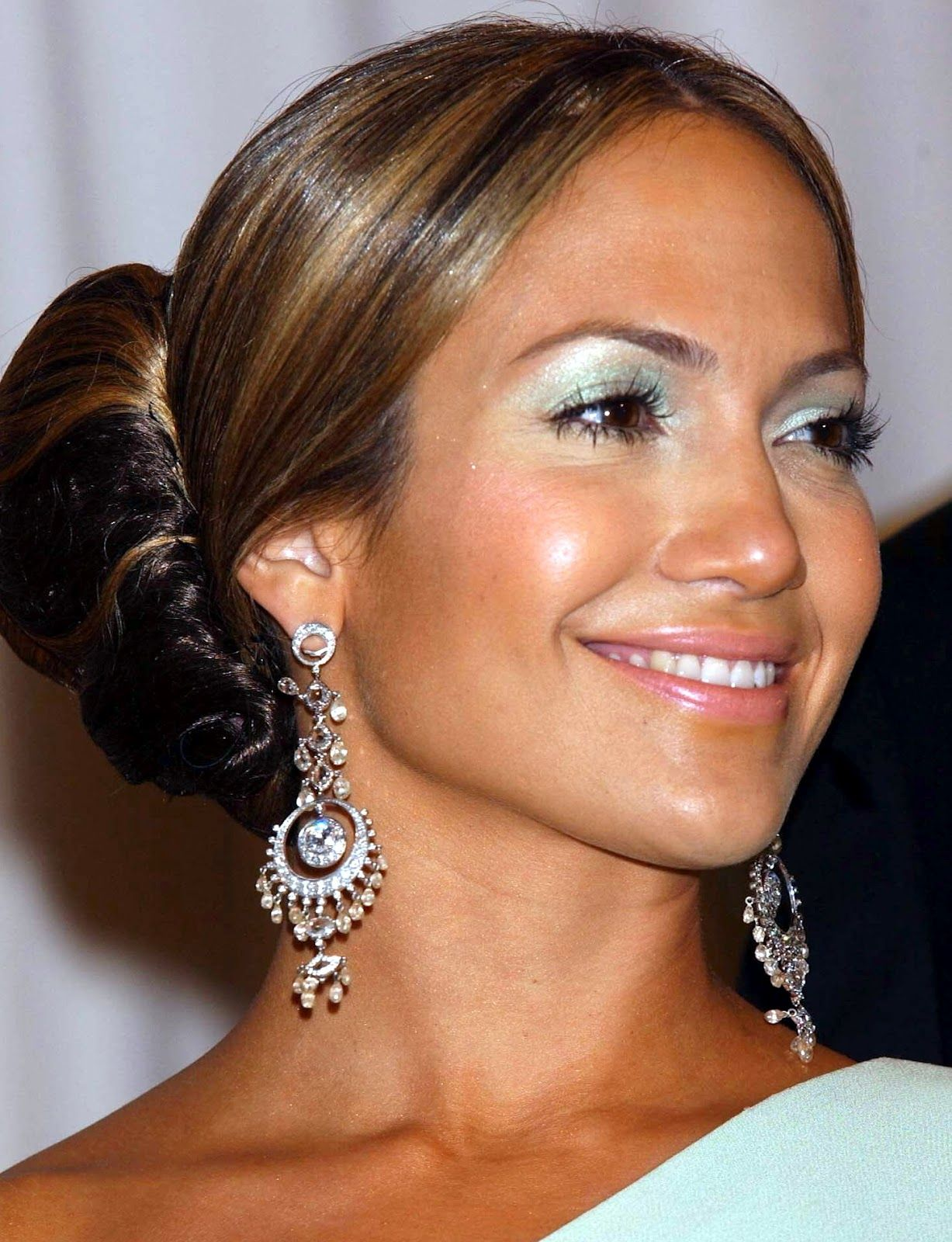 my ultimate beauty crush jennifer lopez Hair DID