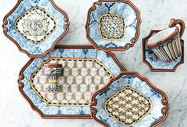 OMG what pretty dishes!!!