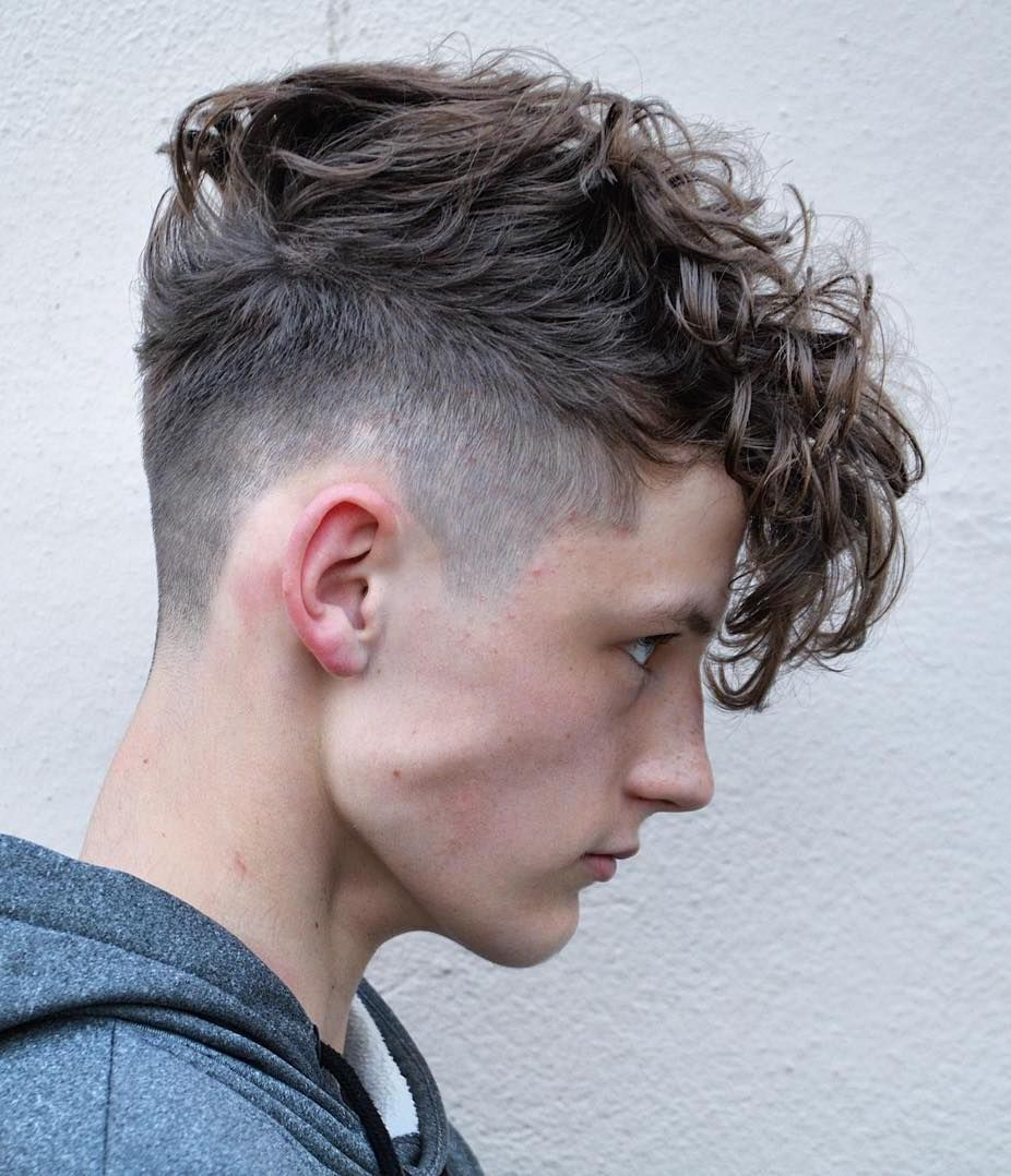 101 Best Hairstyles For Teenage Boys The Ultimate Guide 2020 In 2020 Medium Hair Styles High Fade Haircut Hair Styles