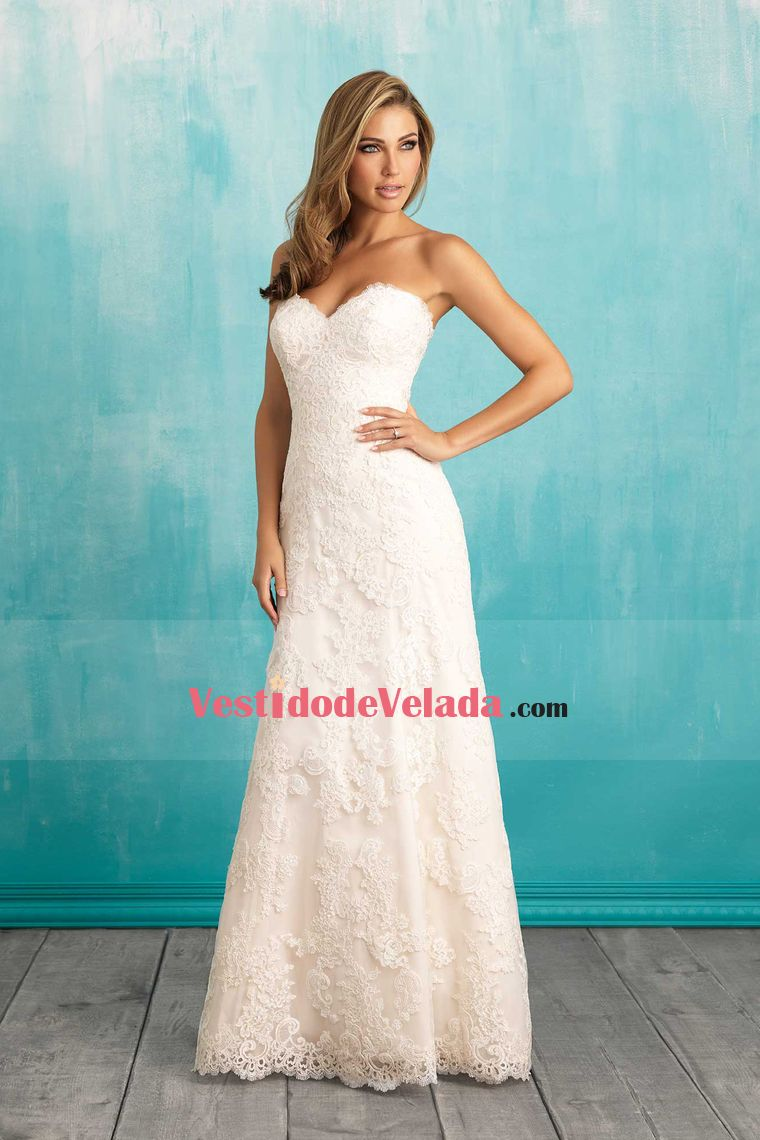 Famous Vestidos De Novia Cola De Sirena Ideas - Wedding Ideas ...