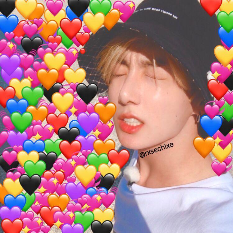 Jungkook Jungkook Heart Meme Kpop Memes