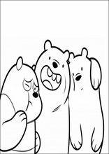 Ursos Sem Curso 3 Desenhos Bonitos Cartoon Network Kawaii