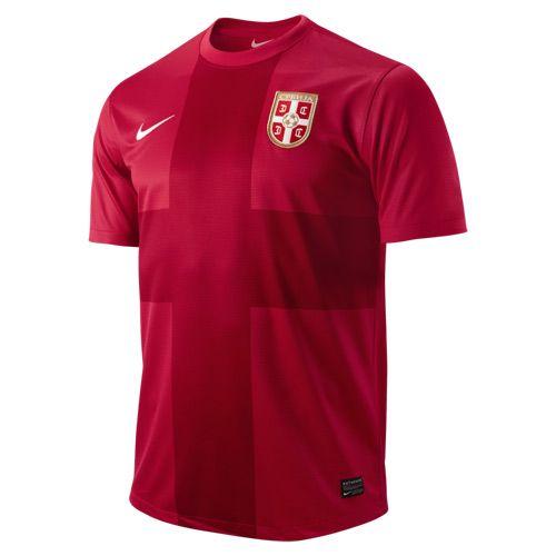Serbia 12/13 hjemmedrakt - Serbia new home jersey 12/13