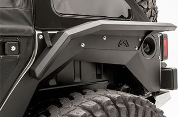 Fab Fours Jeep Accessories