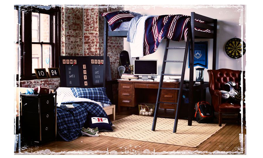 Cool Guys Room ! Ideas for the House Pinterest