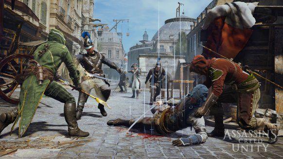 Assassin's Creed Unity promete ser un título rompedor en lo técnico y gráfico