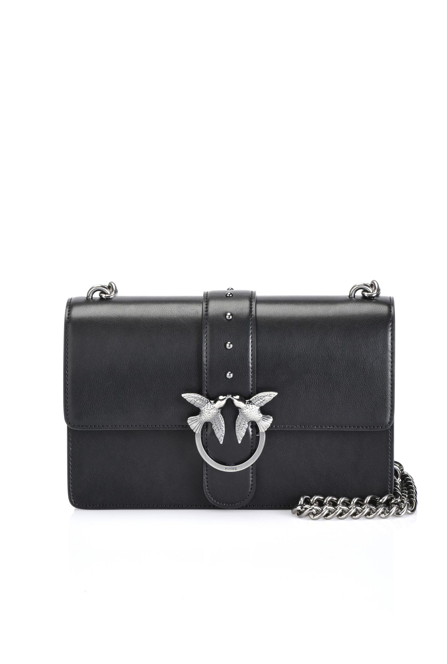 Pinko Pre-owned - Leather backpack IK5U1rUA8Y