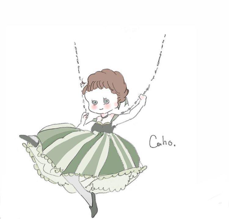 Caho おしゃれまとめの人気アイデア Pinterest Haru キュートなイラスト Caho イラスト 子供イラスト