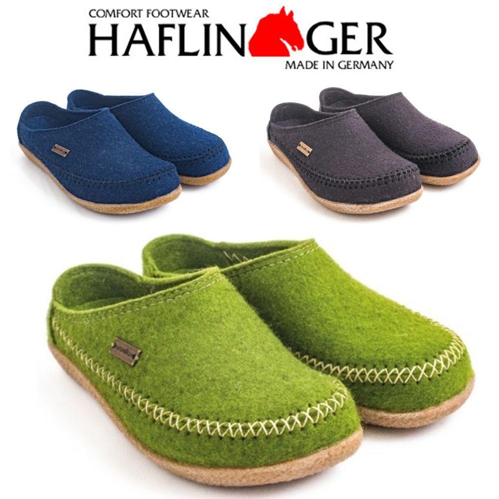 edafda2d92a0 Haflinger Filtztoffel Blizzard Credo Wool Felt Clogs - All Colors And Sizes   Haflinger  ClogSlippers