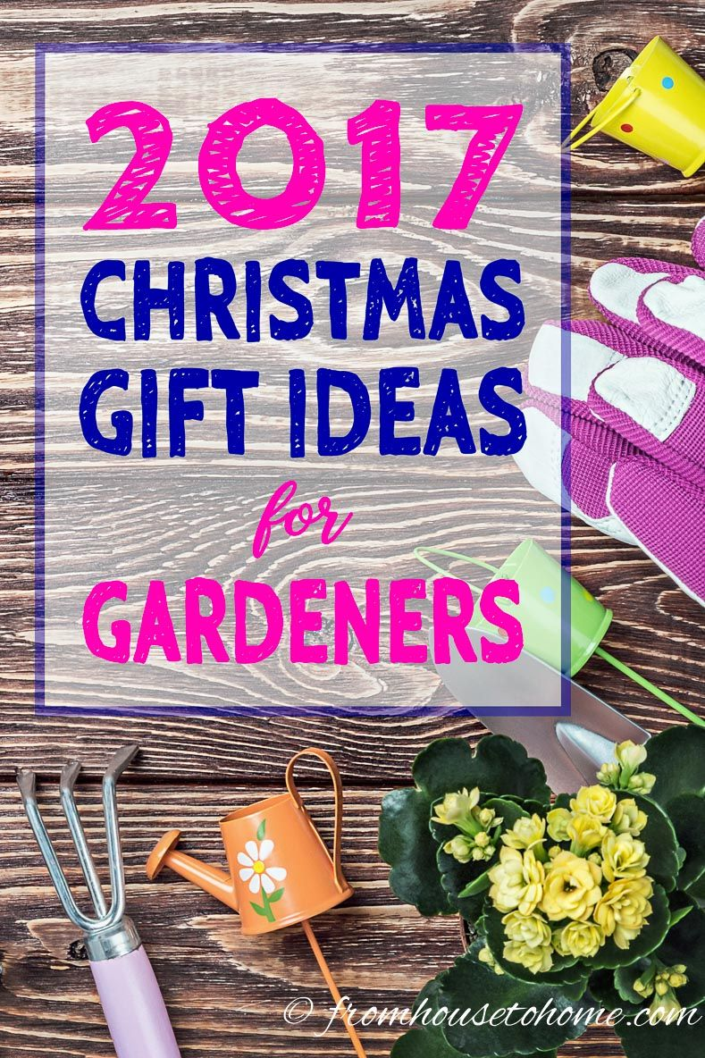 2018 Garden Gift Ideas: 20 of the Best Gifts For Gardeners ...