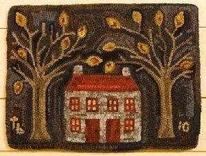 Autumn Homestead