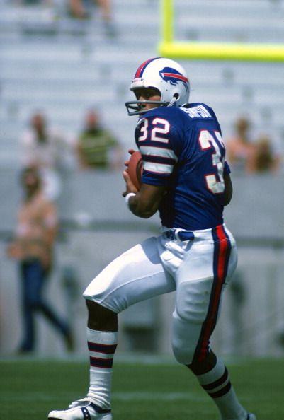 Running Back Oj Simpson Of The Buffalo Bills Buffalo Bills