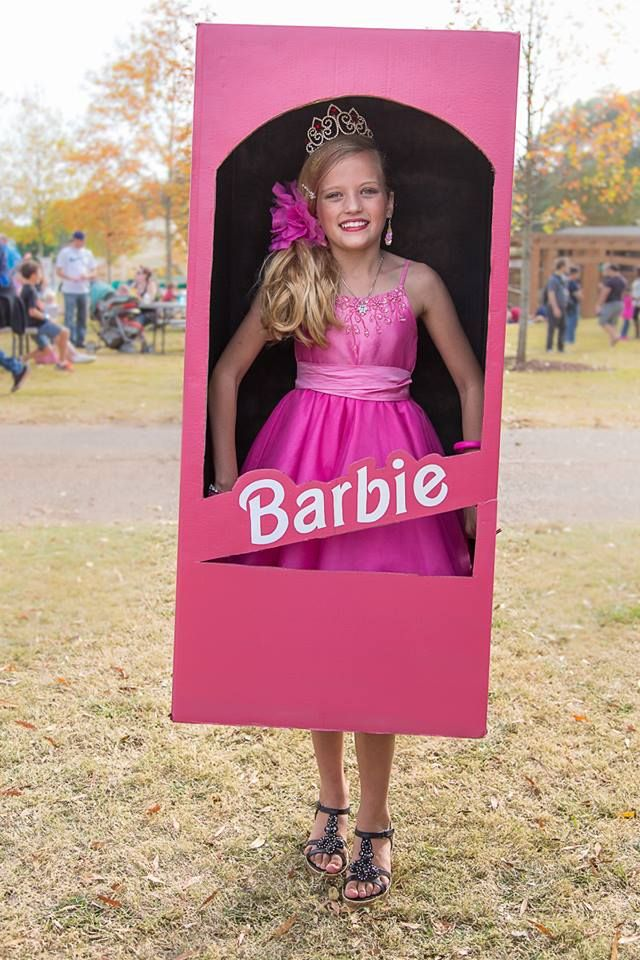Barbie Doll Costume Easy Costumes Halloween Costumes Halloween