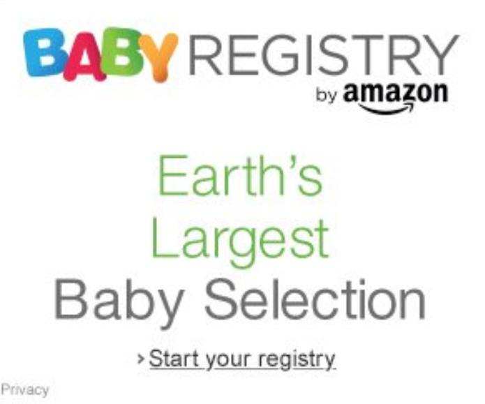 Shop Amazon Create An Amazon Baby Registry In 2021 Baby Registry Amazon Baby Registry Baby Shower Planning