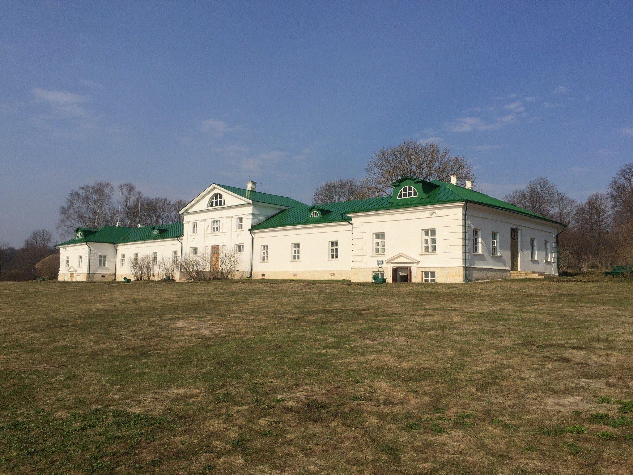 Museum-Estate Tolstoy in Yasnaya Polyana